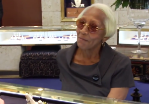 A World Famous 85-Year-Old Jewel Thief Was Arrested After Trying Steal Earrings In Atlanta