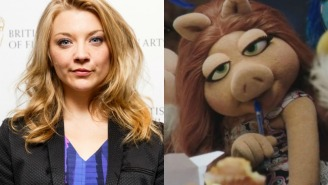 Natalie Dormer Handles Comparisons To A Muppet Pig Better Than You Would