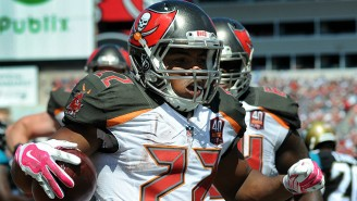 Doug Martin Doesn't Want To Be Called 'Muscle Hamster' Anymore, Which Is Bullcrap