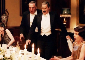 People Are Losing It Over This 'Downton Abbey' 'Red Wedding' Moment
