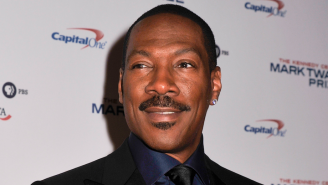 Eddie Murphy Reveals The Movie Role He Wishes He Hadn't Turned Down