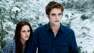 Stephenie Meyer Gender-Swapped Bella And Edward To Celebrate 10 Years Of 'Twilight'