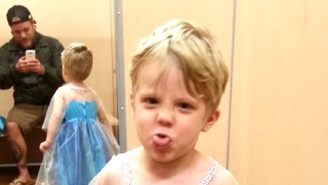 This Kickass Dad Will Let His Son Dress As Elsa From 'Frozen' For Halloween