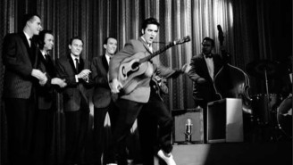 59 years ago today: Elvis Presley made his historic second appearance on 'The Ed Sullivan Show'