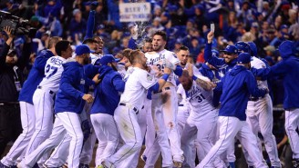 Eric Hosmer Came Back From A Bill Buckner-Like Error To Win Game 1 For The Royals