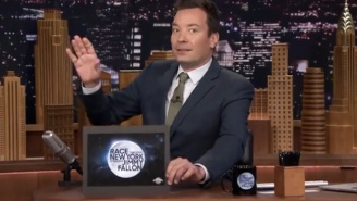 Jimmy Fallon Is Now Getting His Own Universal Studios Theme Park Ride. Sure, Why Not!