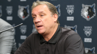 Timberwolves Owner Says Flip Saunders Will Not Return To The Team This Season