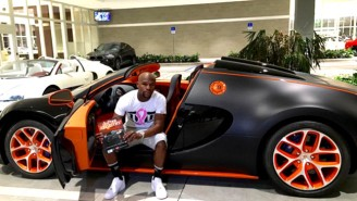 Floyd Mayweather Bought A $3.5 Million Car, And Is Anything Really Worth That Much?