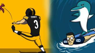 Illustrating The Most Surprising Winners Of NFL Week 6 (And Predicting Week 7)