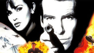 Put On Your Nostalgia Goggles And Watch Honest Trailers Take Aim At 'GoldenEye 007'