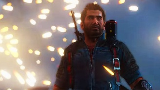 'Just Cause 3' Will Trash The Game World While You Just Stand There