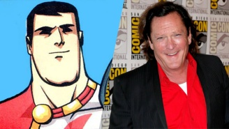 Michael Madsen Will Play SuperShock In The Upcoming Second Season Of 'Powers'