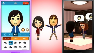 Nintendo's First Mobile 'Game' Is 'Miitomo,' A Quirky Social Networking App For Shy People