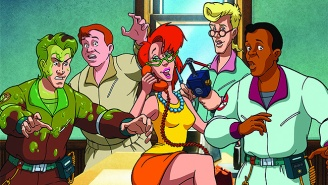 A New 'Ghostbusters' Cartoon Might Realize Dan Ackroyd's Original Script