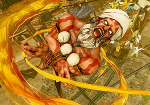 Dhalsim And His New Beard Have Joined The 'Street Fighter V' Roster