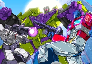 Five Games: 'Transformers: Devastation' And Everything Else You Need To Play This Week