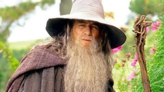 Sir Ian McKellen Says He's 'Had It' With Playing Gandalf