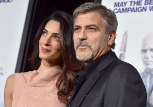 George And Amal Clooney Adopted The Luckiest Basset Hound To Waddle This Earth