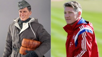 German Soccer Star Bastian Schweinsteiger Is Suing Over This Nazi Toy