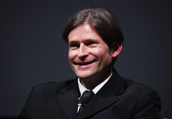 He's still here, and he just as Crispin Glover-y as ever.
