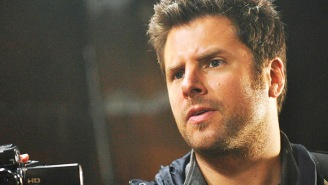 James Roday Talks About 'Gravy,' Making Good Horror Films, And The Possibility Of More 'Psych'