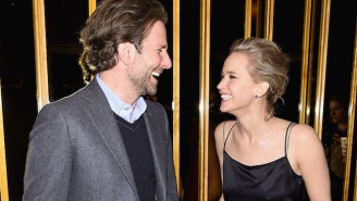 Bradley Cooper Praises Jennifer Lawrence's Wage Gap Op-Ed As 'A Great Thing'