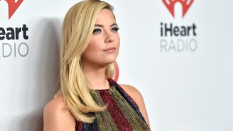 Pretty Little Liar Ashley Benson Wore An 'Ignorant' Cecil The Lion Halloween Costume