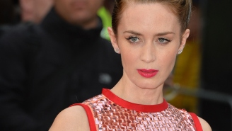 Emily Blunt Nixed A Nude Scene In 'Sicario'