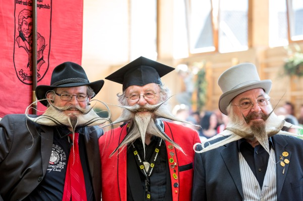 World Beard And Moustache Championships 2015