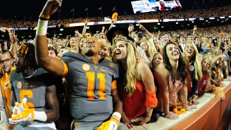The Best Images From Week 6 Of The 2015 College Football Season