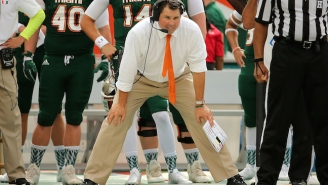 Al Golden Has Finally Been Fired By The University Of Miami