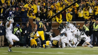 The Best Reactions To Michigan State's Miraculous Last-Second Win Over Michigan