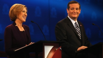 Ted Cruz Has Had Enough Of The CNBC Debate Moderators' Dumb Questions, Dammit