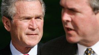 Jeb Bush May Enlist George W. Bush To Save His Campaign