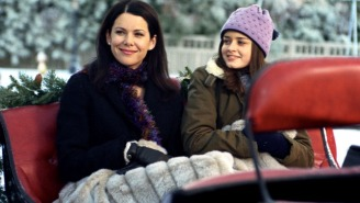 The 'Gilmore Girls' Revival Is Weirdly Reminiscent Of 'American Gods'