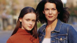 15 years ago today: Rory and Lorelei graced our TV screens in the 'Gilmore Girls' series premiere