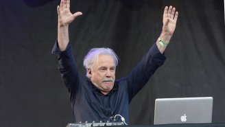 Giorgio Moroder Just Turned A My Morning Jacket Song Into A Disco Stomper