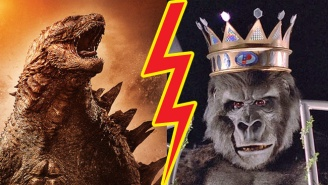 Warner Bros. And Legendary Are Officially Making 'Godzilla Vs. King Kong' A Reality