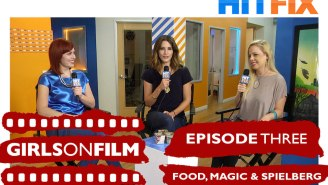 Girls On Film Podcast No. 3. – Food, Magic & Spielberg