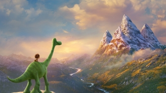 10 things to know about the making of Pixar's 'The Good Dinosaur'