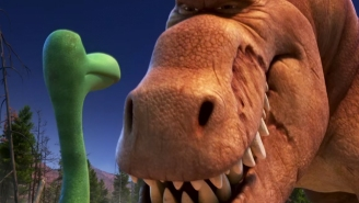 New trailer for 'The Good Dinosaur' gives us 100 percent more T-Rex