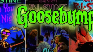 Judging R.L. Stine's Books By Their Covers: The Coolest And Creepiest From The Master of Chills
