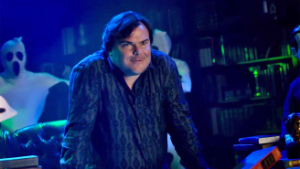 Jack Black May Have Just Committed A Musical Crime With This Odd 'Goosebumps' Music Video