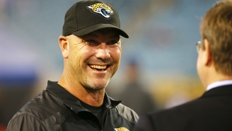 Gus Bradley Had To Fly Home On The Team Plane After Getting Fired By The Jaguars