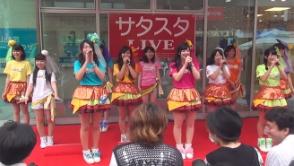 This Burger-Themed Japanese Girl Group Is Quite A Whopper