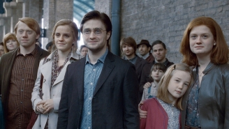 J.K. Rowling reveals plans for 'Harry Potter' sequel