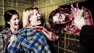 This California Haunted House Is So Frightening, It Requires A Waiver To Enter