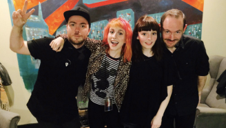 Paramore's Hayley Williams Joined Forces With Chvrches In Nashville