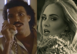 Lionel Richie's response to Adele's 'Hello' is SO FUNNY