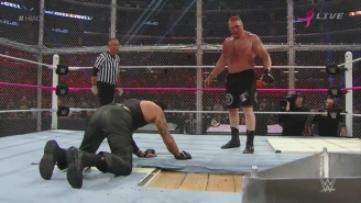 The Best And Worst Of WWE Hell In A Cell 2015